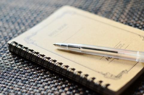 学力の上がる授業中のノートの取り方