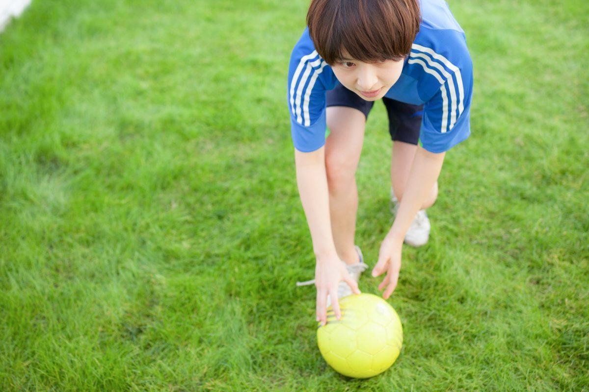 ワールドカップの予選ボールまわし