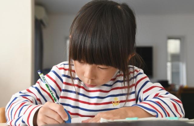 3年生には書き出し練習をお勧めします